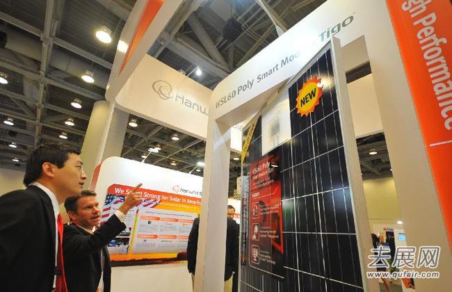 美国太阳能展,美国展会,太阳能展会,光伏展会