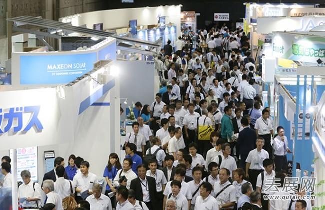 日本能源展,能源展会,日本展会